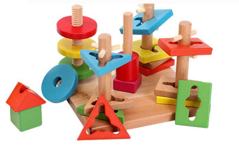 ร้านขายของเล่นไม้เสริมพัฒนาการ